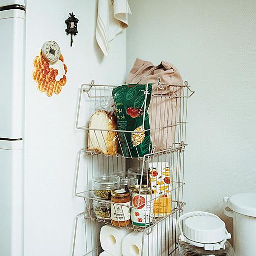 キッチンのストックに。