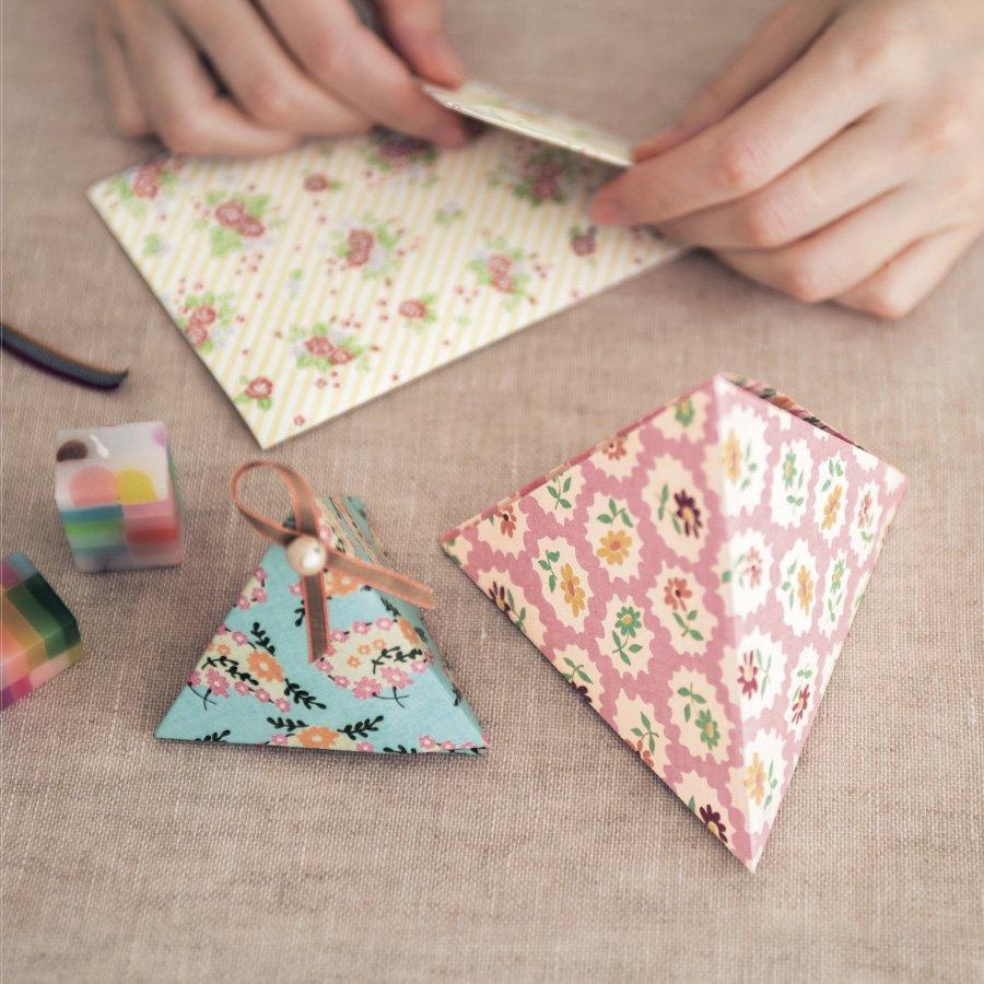 折り方を覚えてぱぱっと活用! 紙1枚が便利なペーパーアイテムに 使えるおりがみプログラム[6回予約プログラム]