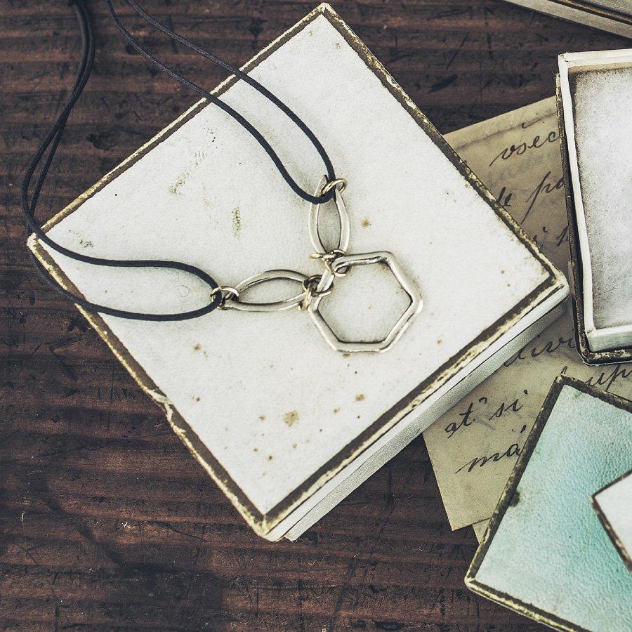 休日はアクセサリー作家 銀粘土とパーツで楽しむ シルバークレイアクセサリープログラム[10回予約プログラム]
