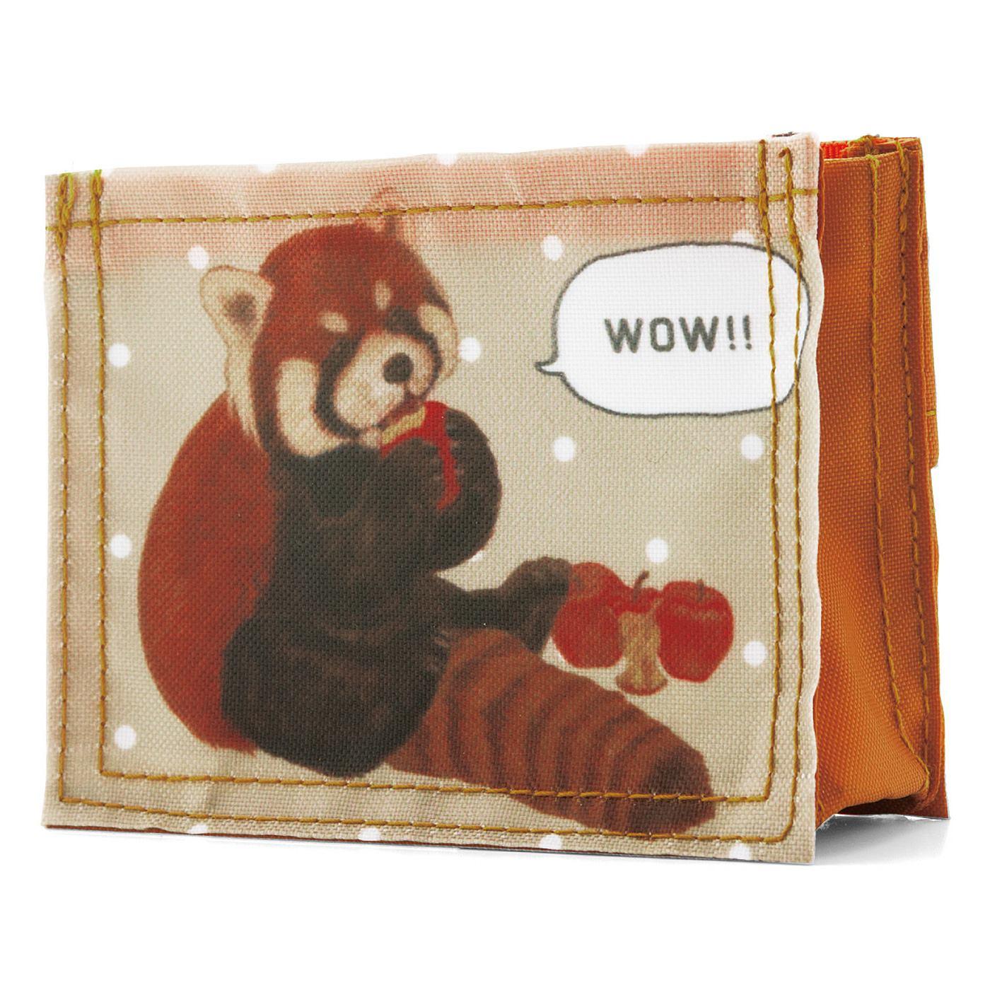 〈レッサーパンダ〉