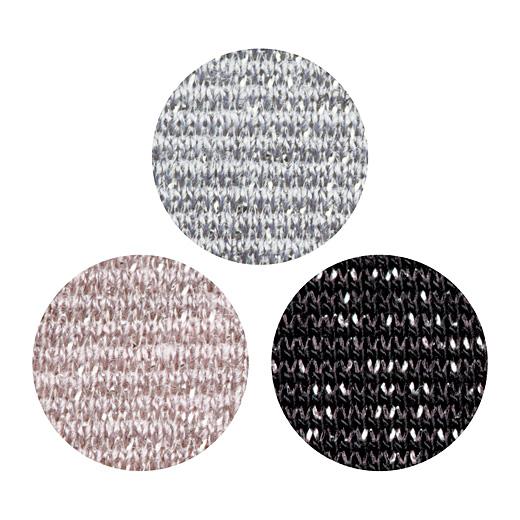 ターバンの色はひかえめなラメが使いやすい。●この3色の中からお届けします。