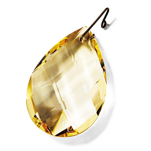 フェリシモ チェコの職人が作ったシャンデリア ボヘミアガラスのインテリアルース(彩)の会【定期便】