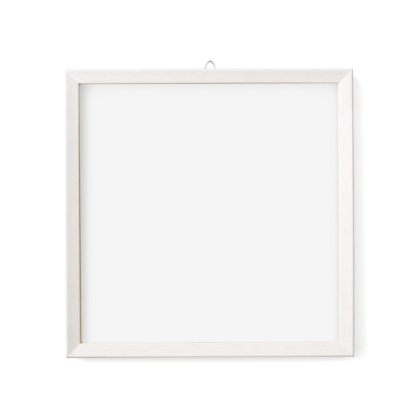 ヴィ・ドゥ・ラ・ブロドゥーズ 白い木製フレーム