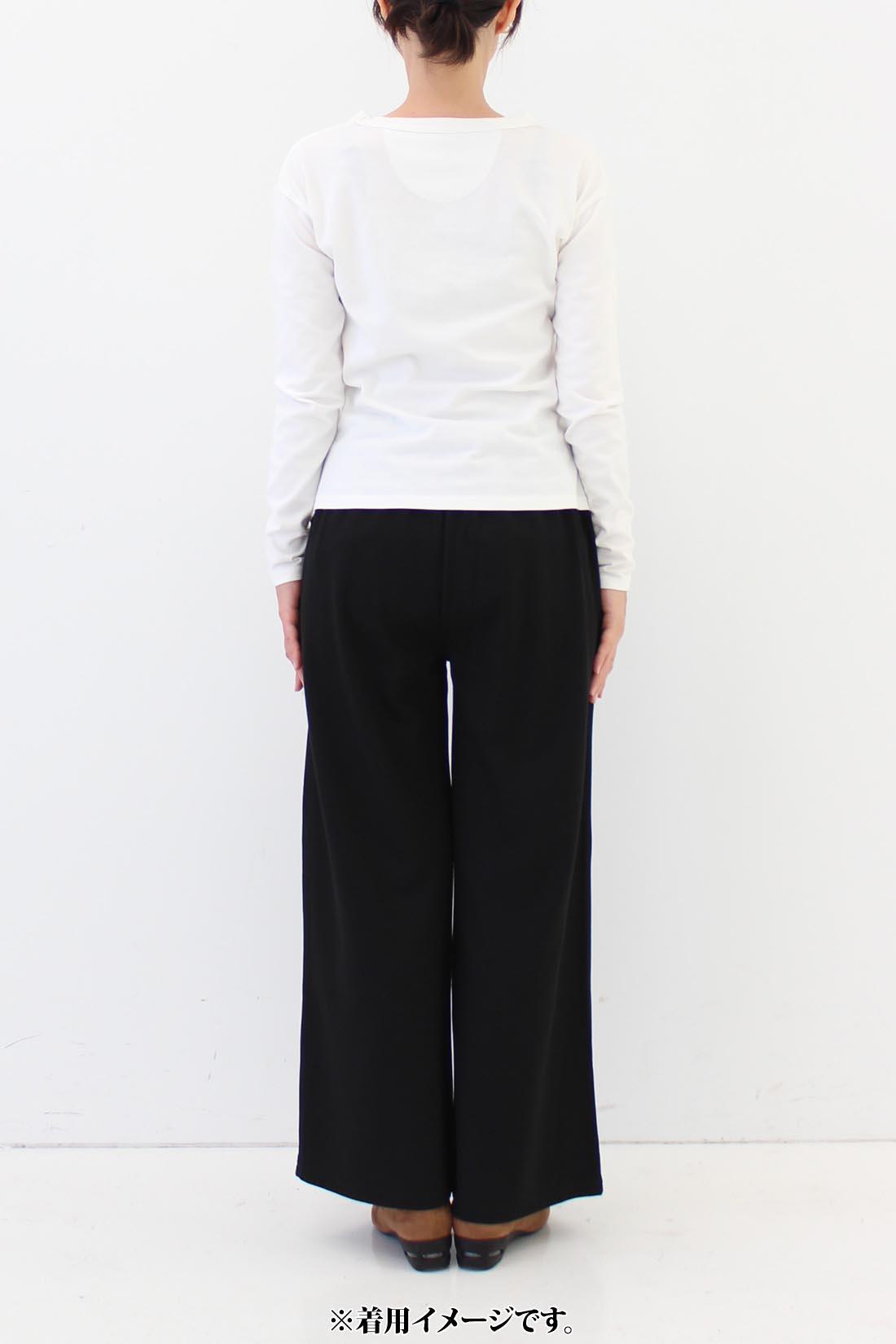 ★身長159cm・5サイズ(M)着用 ※着用イメージです。お届けするカラーとは異なります。