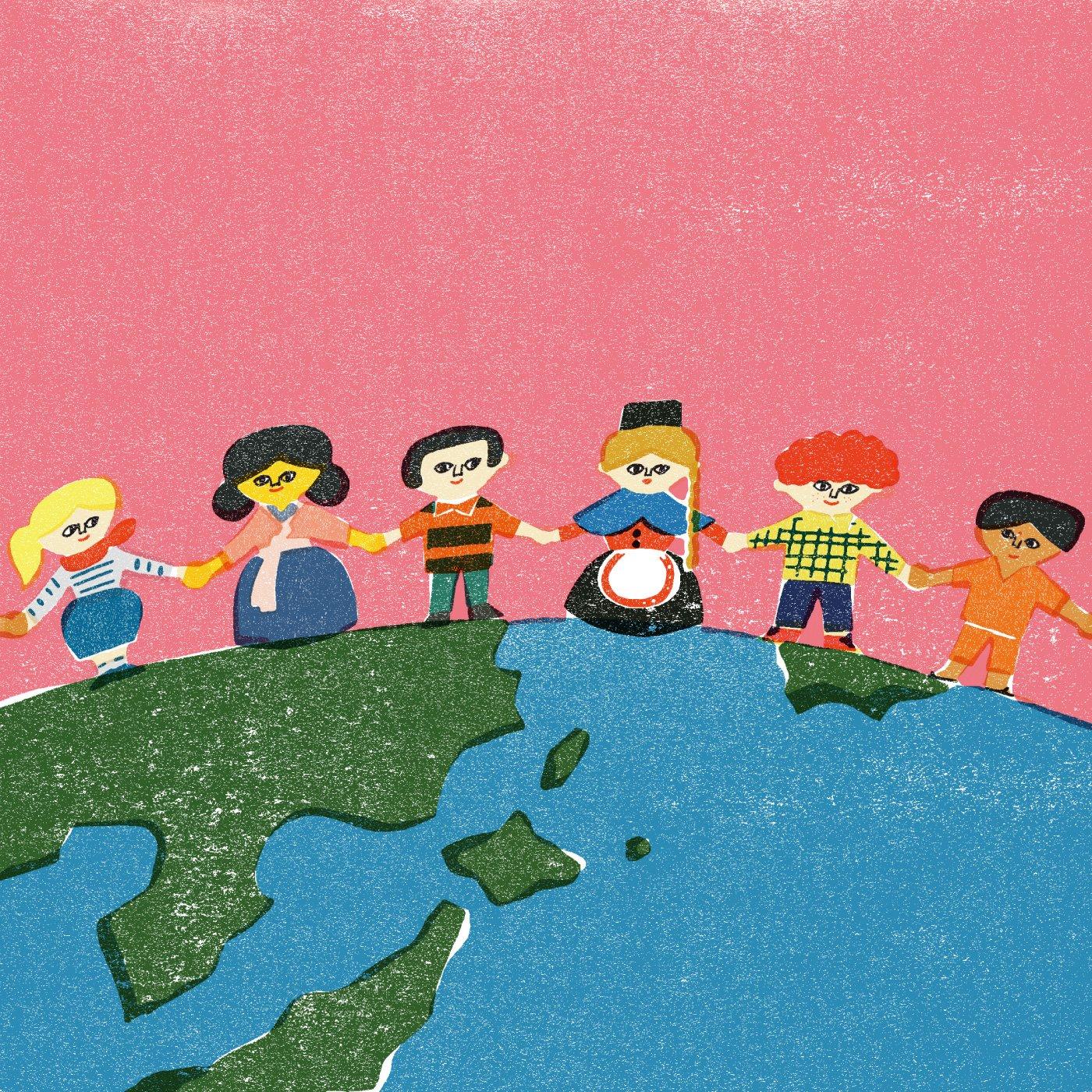 あいさつだけはマルチリンガル!? 世界とお友だちになろう 12ヵ国語のあいさつ会話プログラム