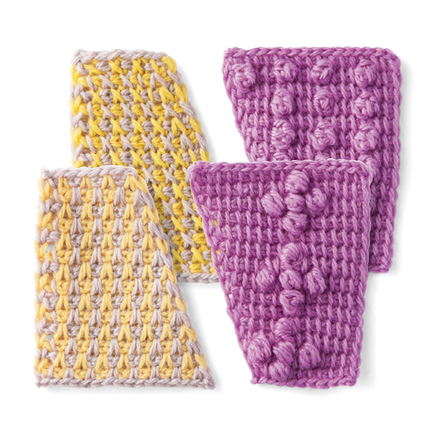模様編み 3