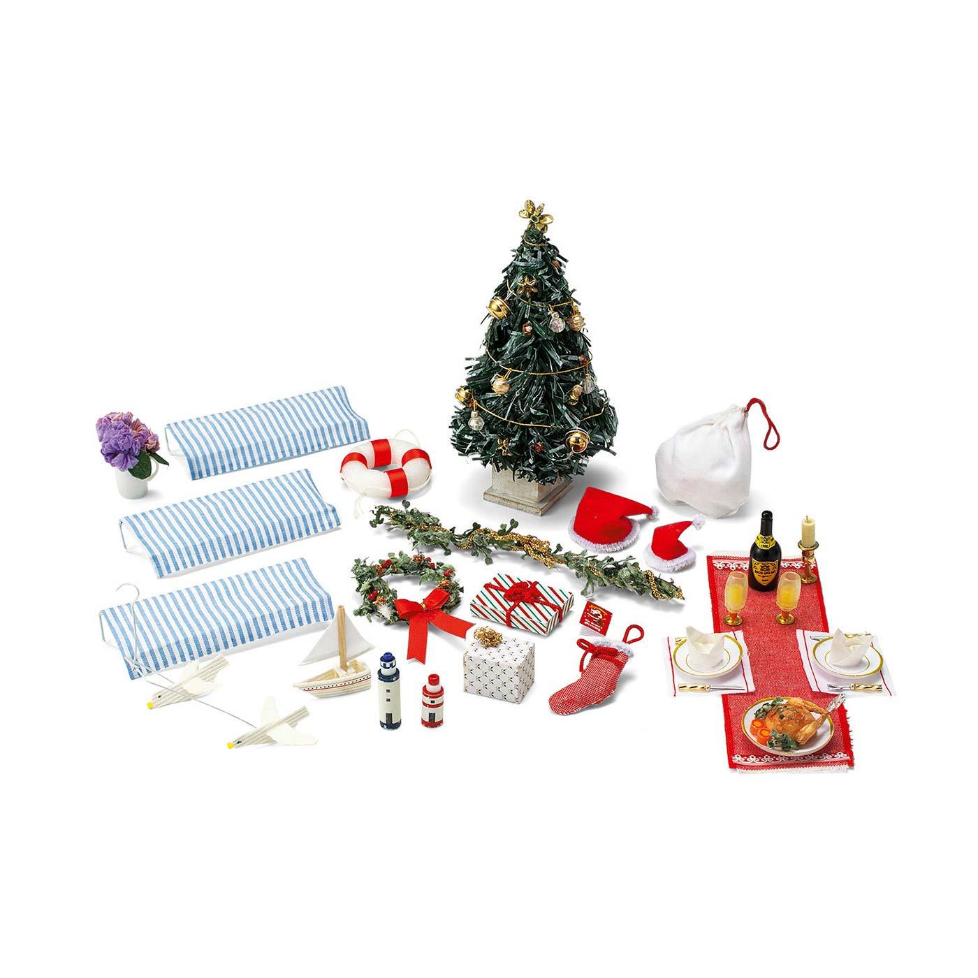 サマーバカンス&クリスマスデコレーション