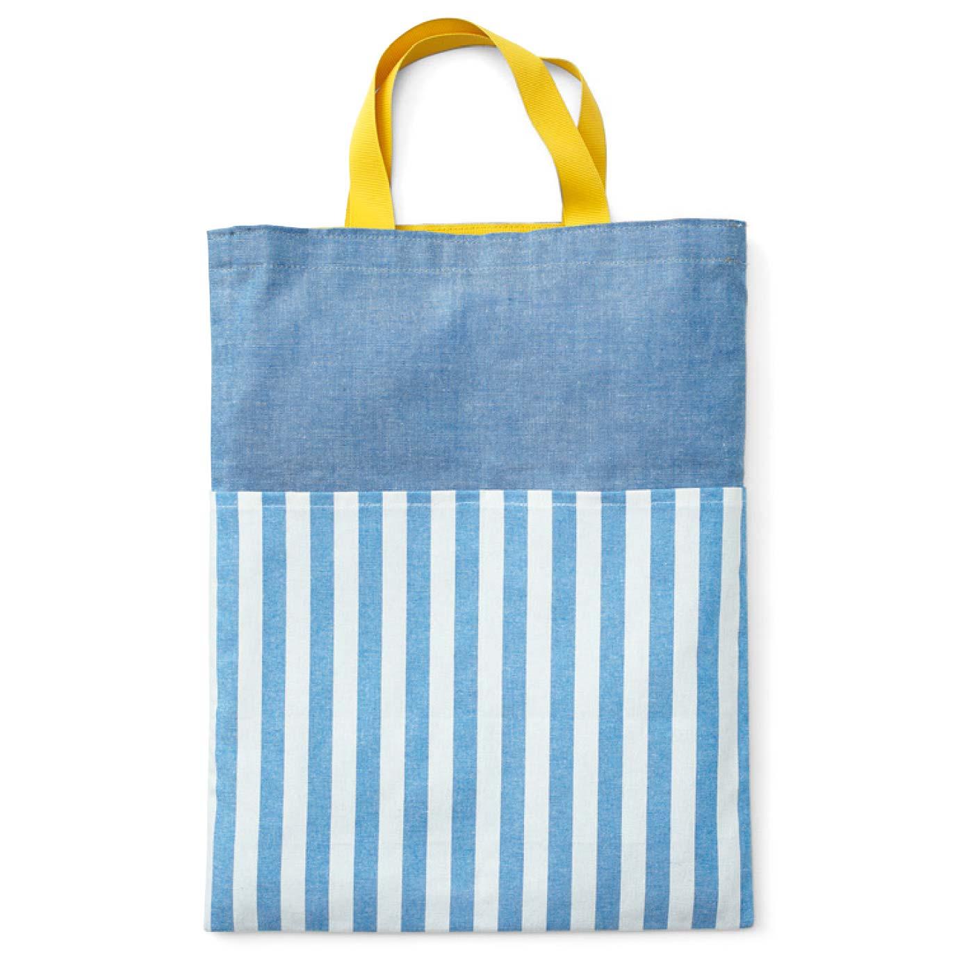 折りたたみバッグ 縦約31.5cm、横約25cm