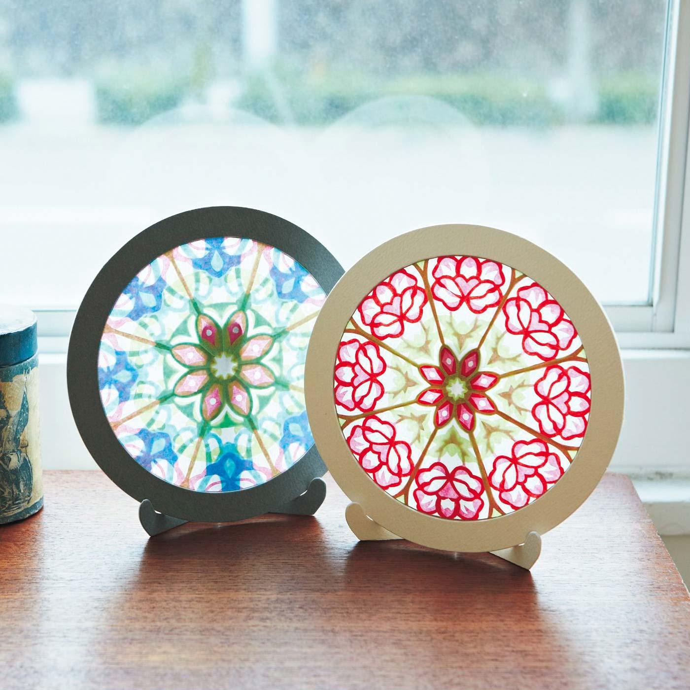 色と光の芸術品♡ローズウィンドウの知られざる世界を覗いてみよう♪