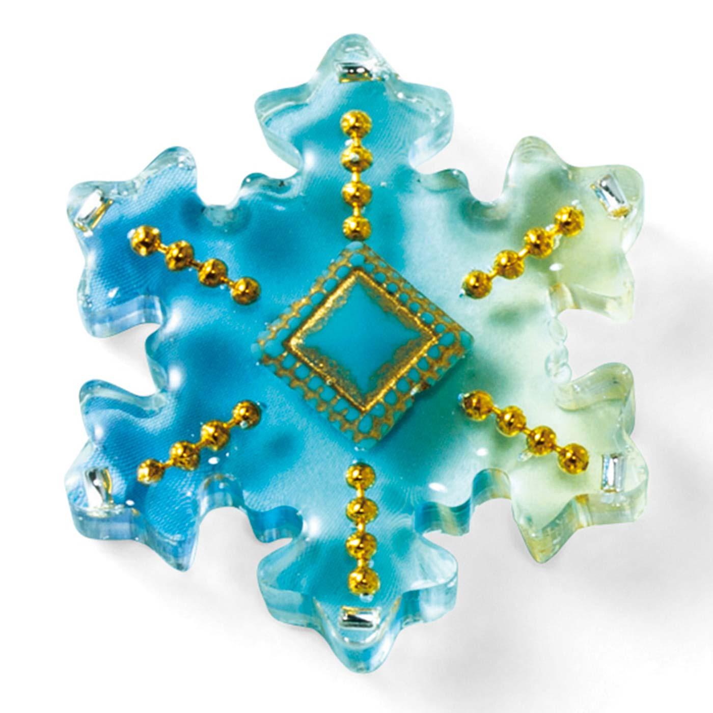 雪の結晶〈心の浄化〉