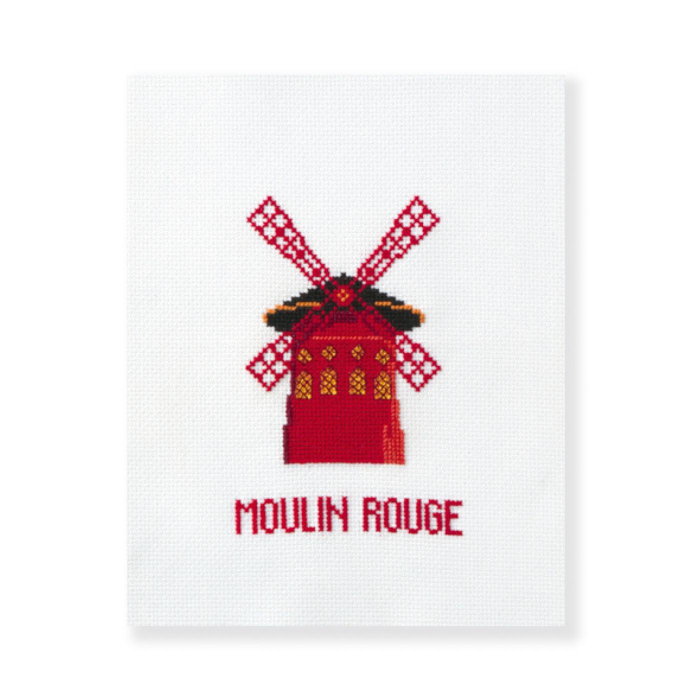 Le Moulin rouge:ムーランルージュ