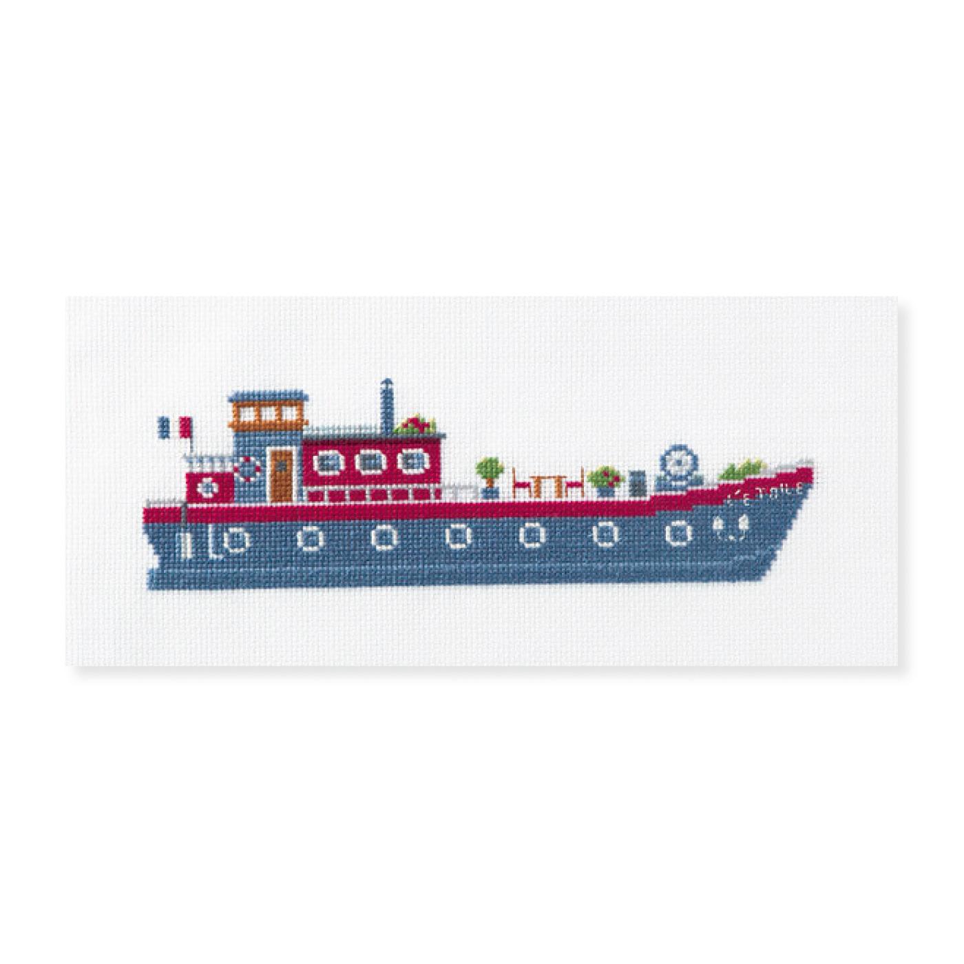 La peniche:船
