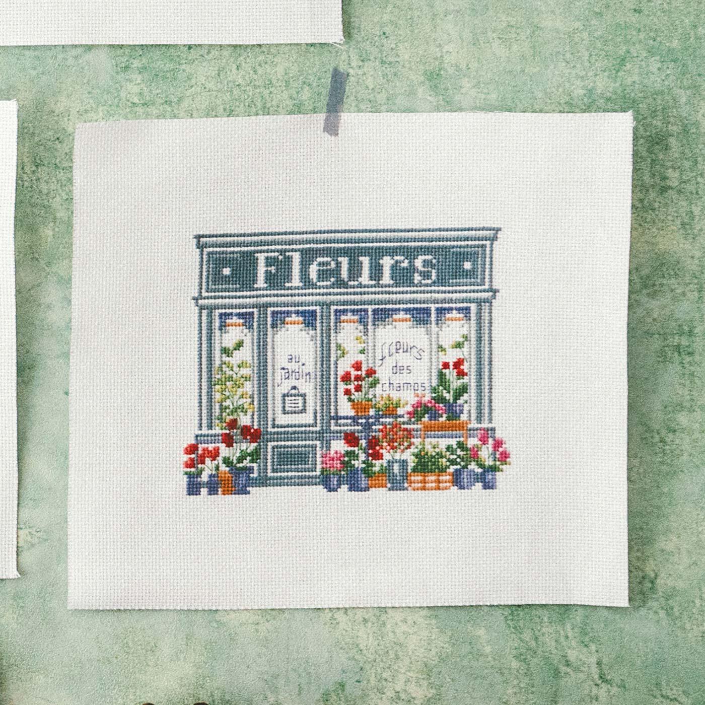 Fleuriste:花屋さん
