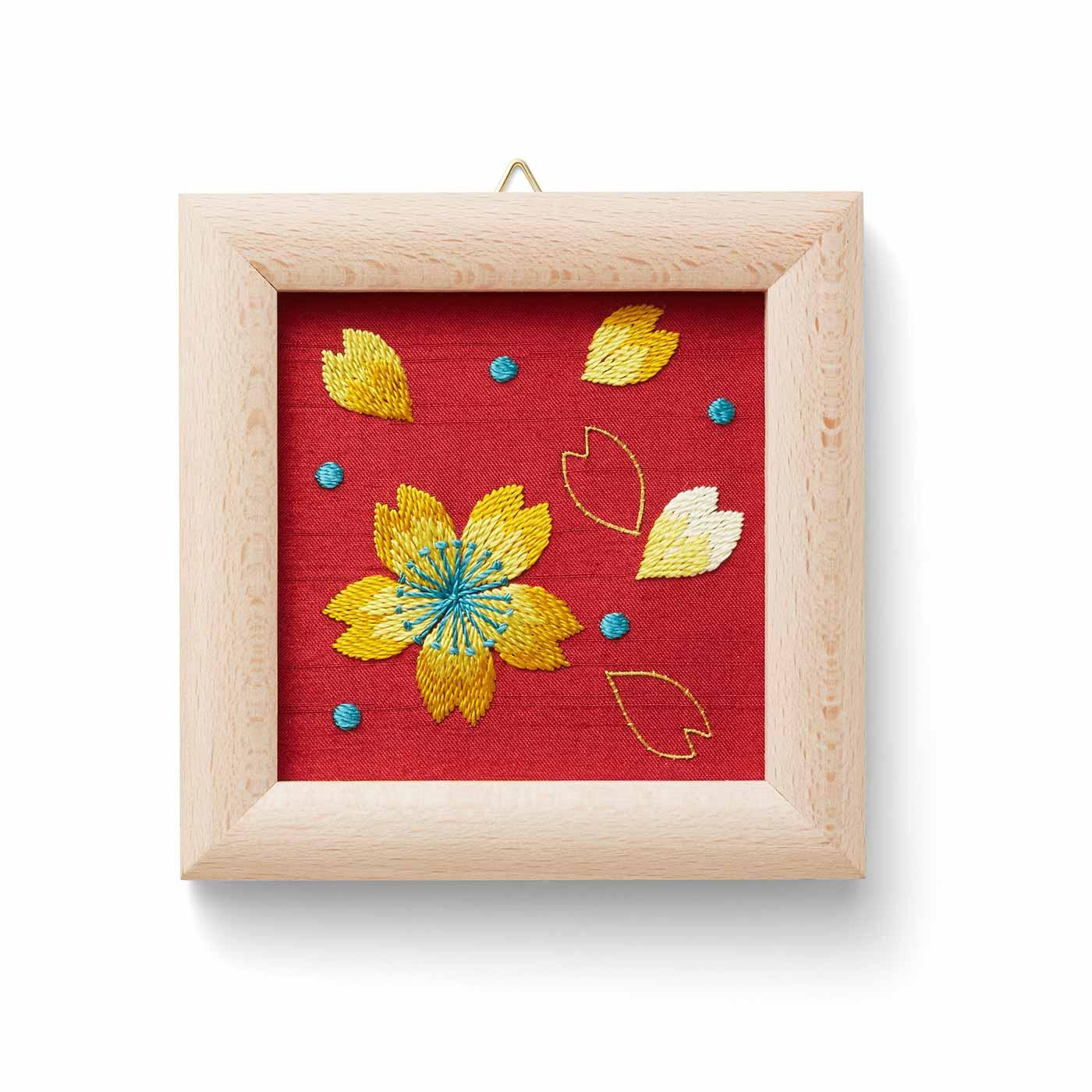 花籠(はなかご) フレーム:約10.5×10.5cm
