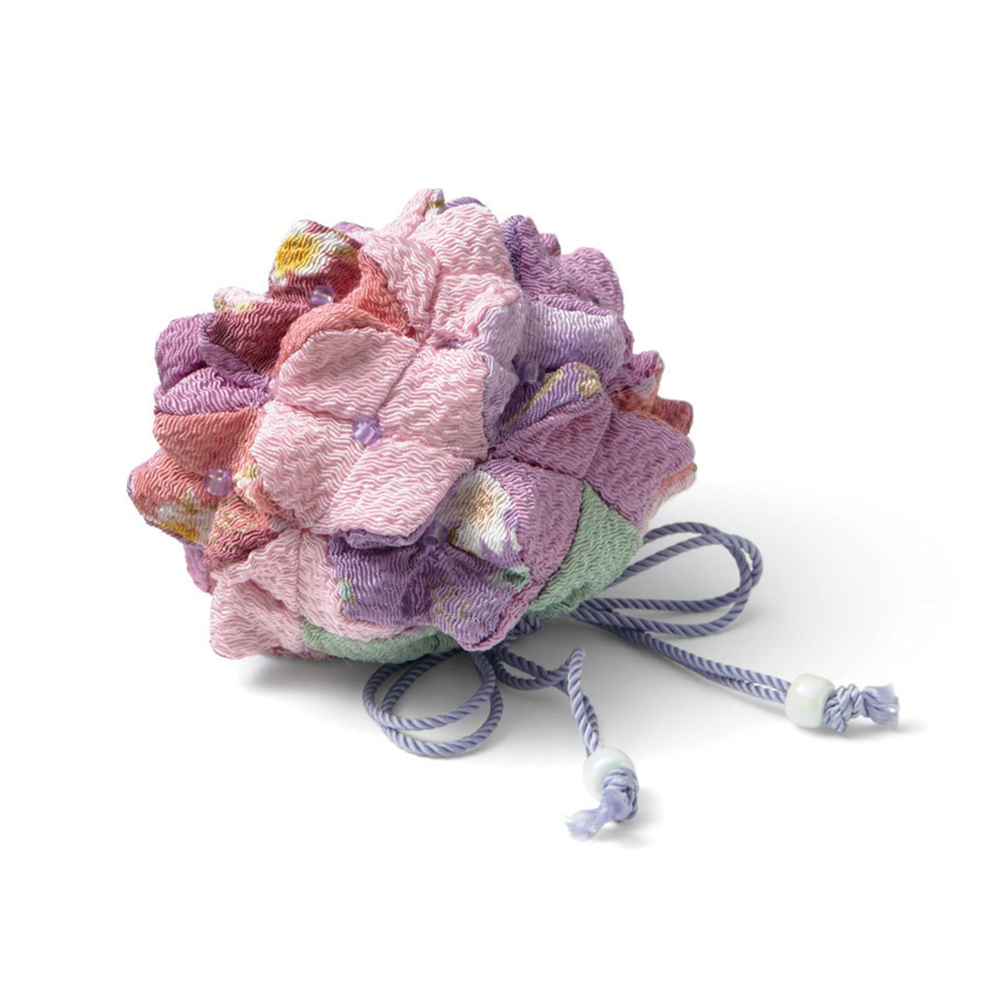 雨上がりの紫陽花(あじさい)