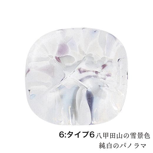 6:タイプ6 八甲田山の雪景色純白のパノラマ