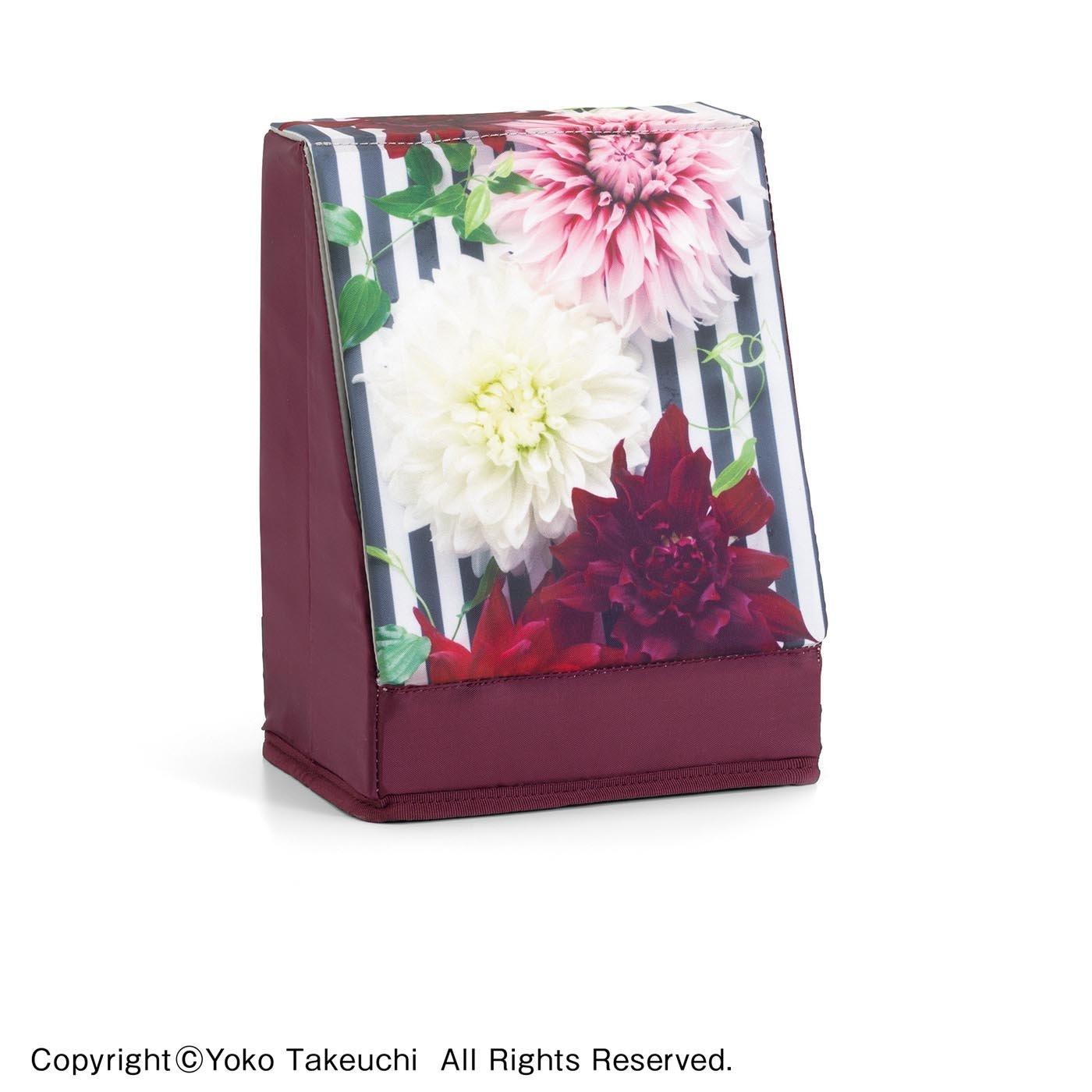 花に包まれる 忙しい朝もうっとり時短スタイリングボックス
