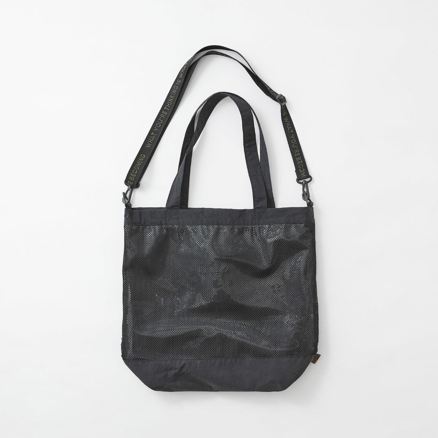 SUBLIME 2-wayトートバッグ〈黒〉