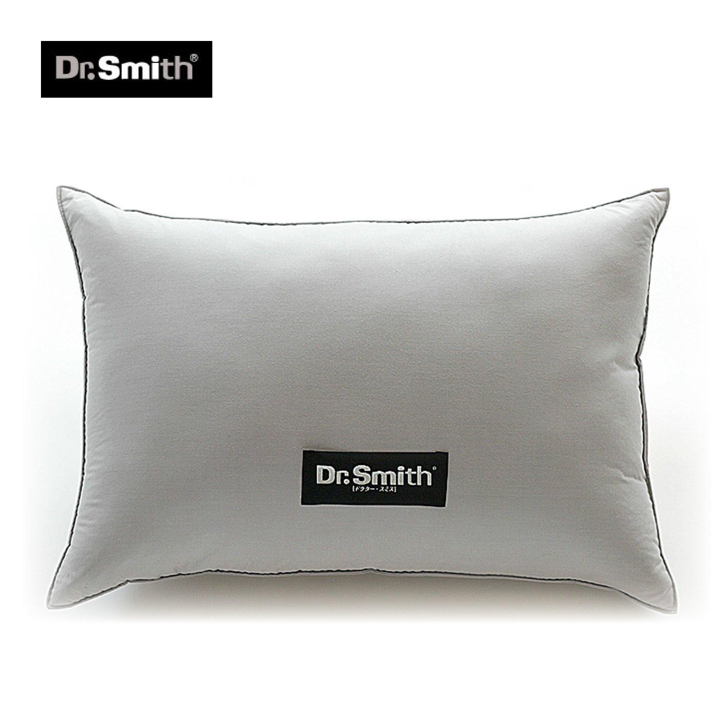 さわやかな朝のめざめ Dr.Smith 炭わた入り枕(大)