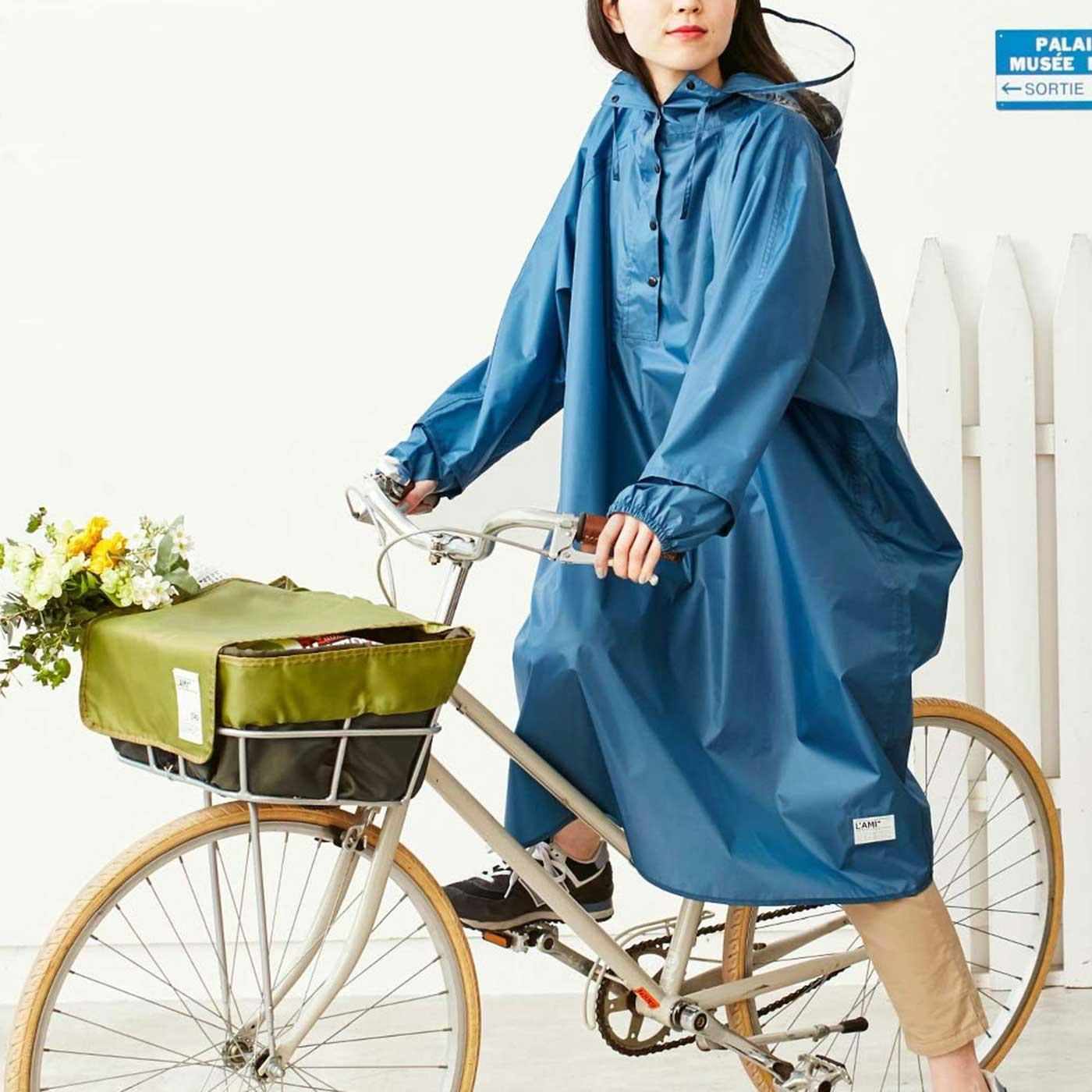 自転車もOK!