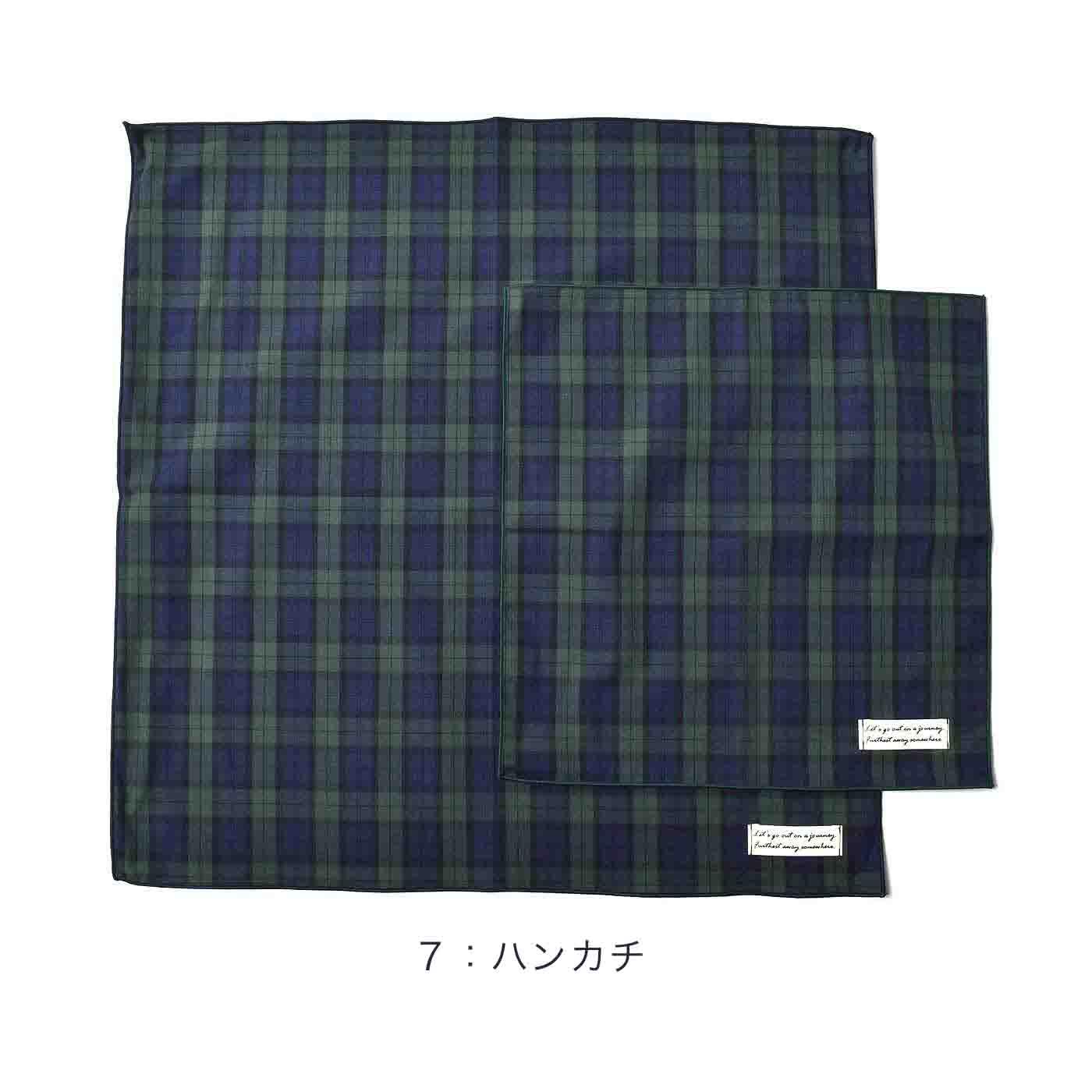 綿(ガーゼ)100% 大:約55×55cm、小:約32×32cm