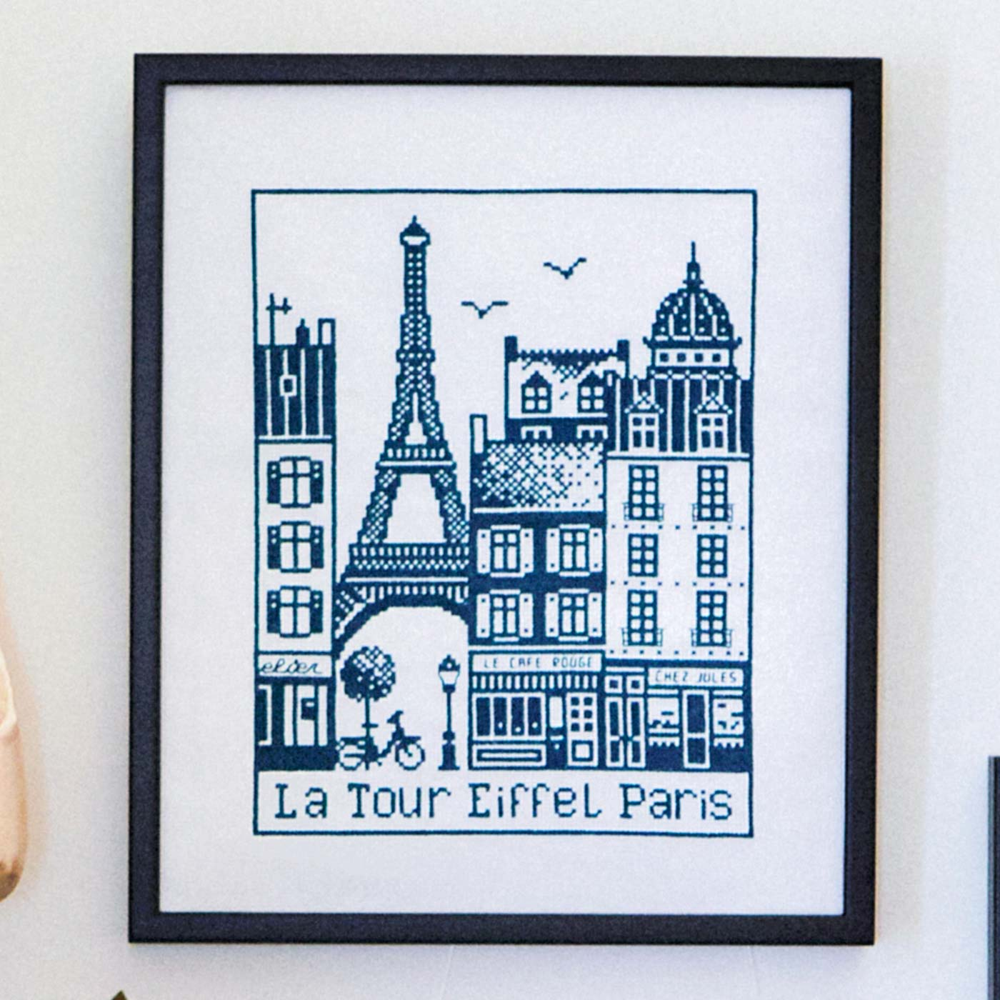 La Tour Eiffel:エッフェル塔