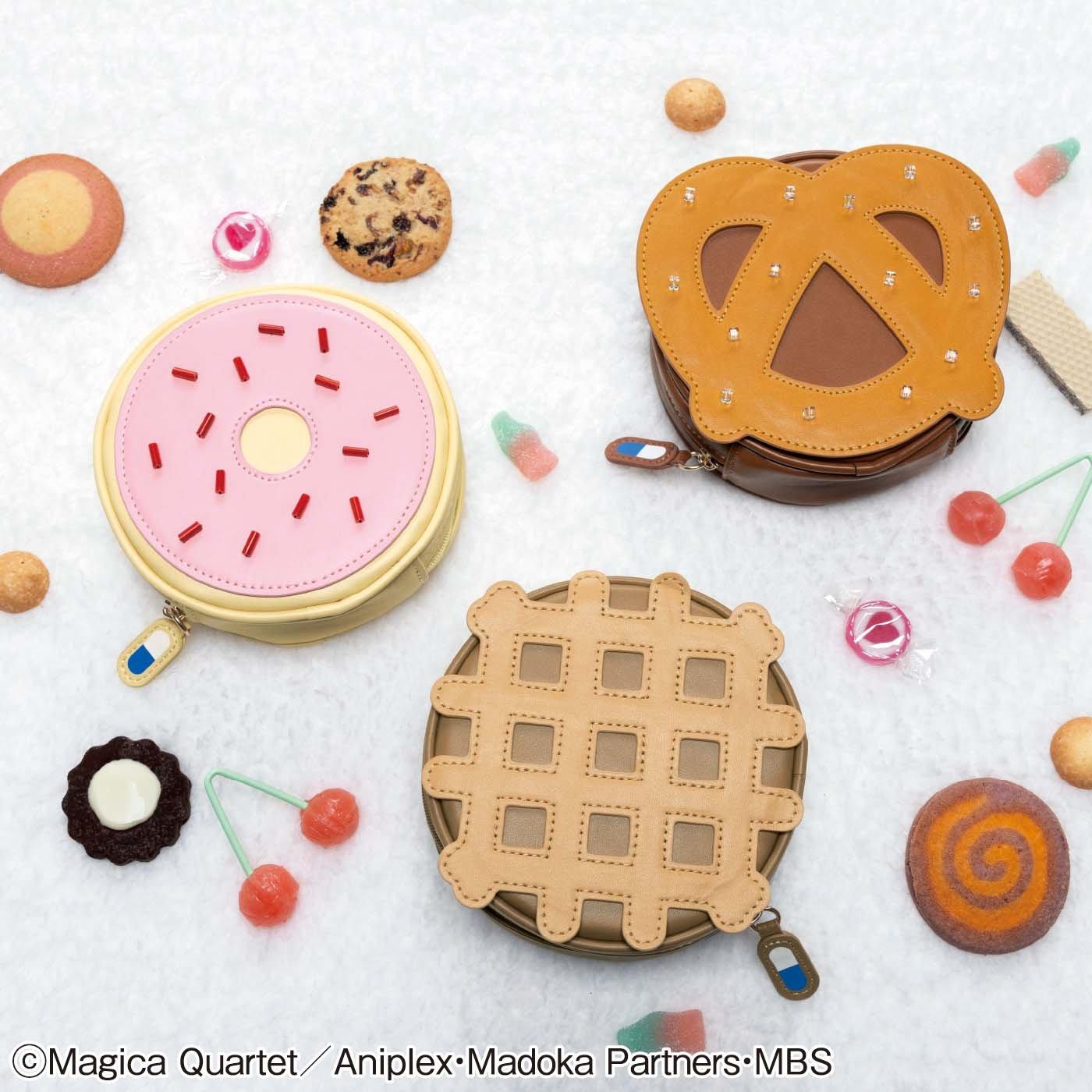 魔法少女まどか☆マギカ お菓子の魔女ポーチの会