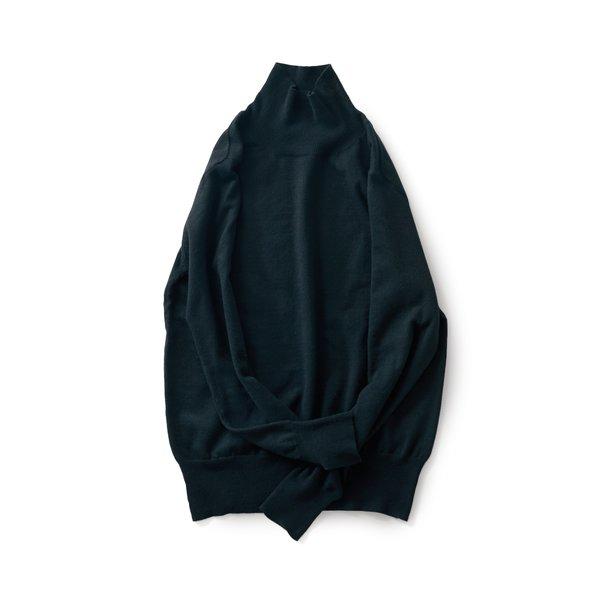 サニークラウズ 熱燗徳利セーター〈レディース〉黒