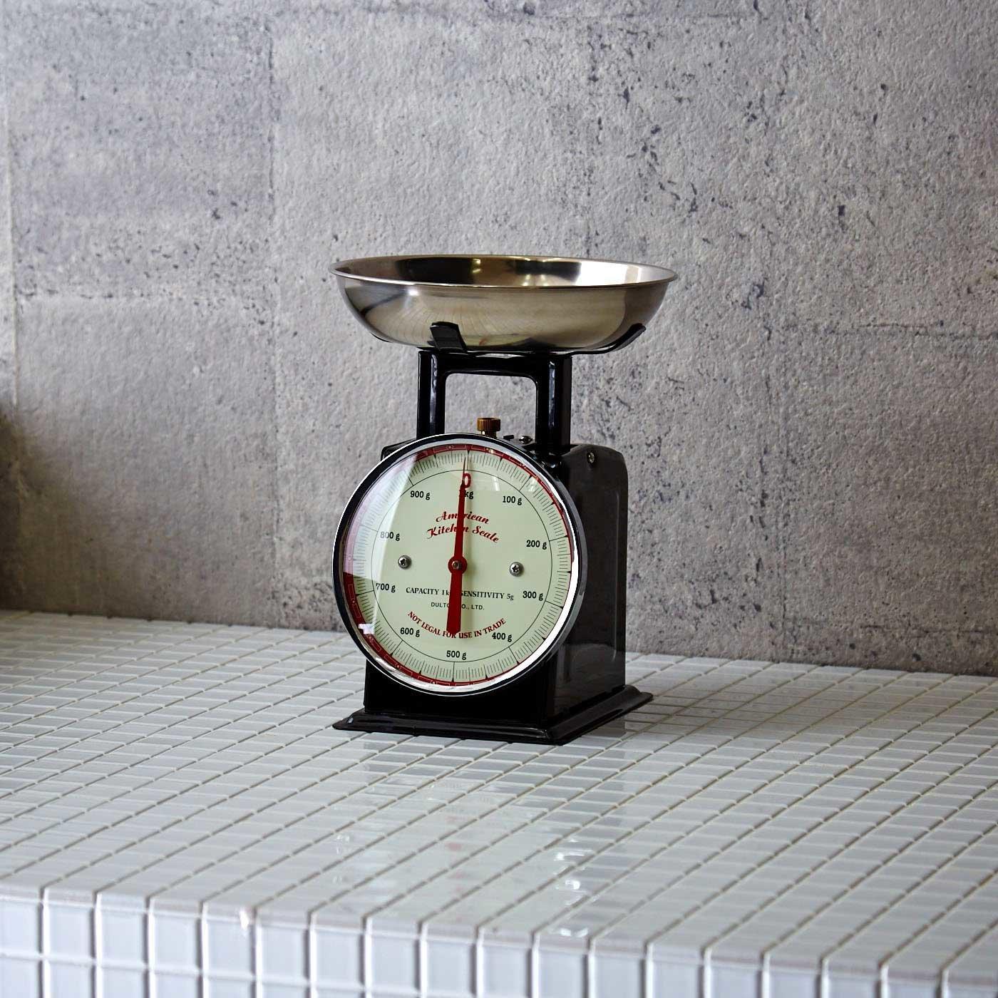DULTON ダルトン アメリカンキッチンスケール1kg