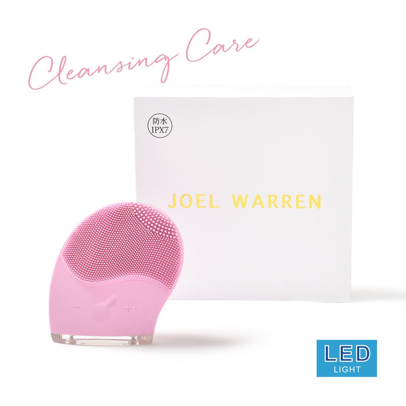Joel Warren 振動でクレンジング&タッピング シリコン洗顔器
