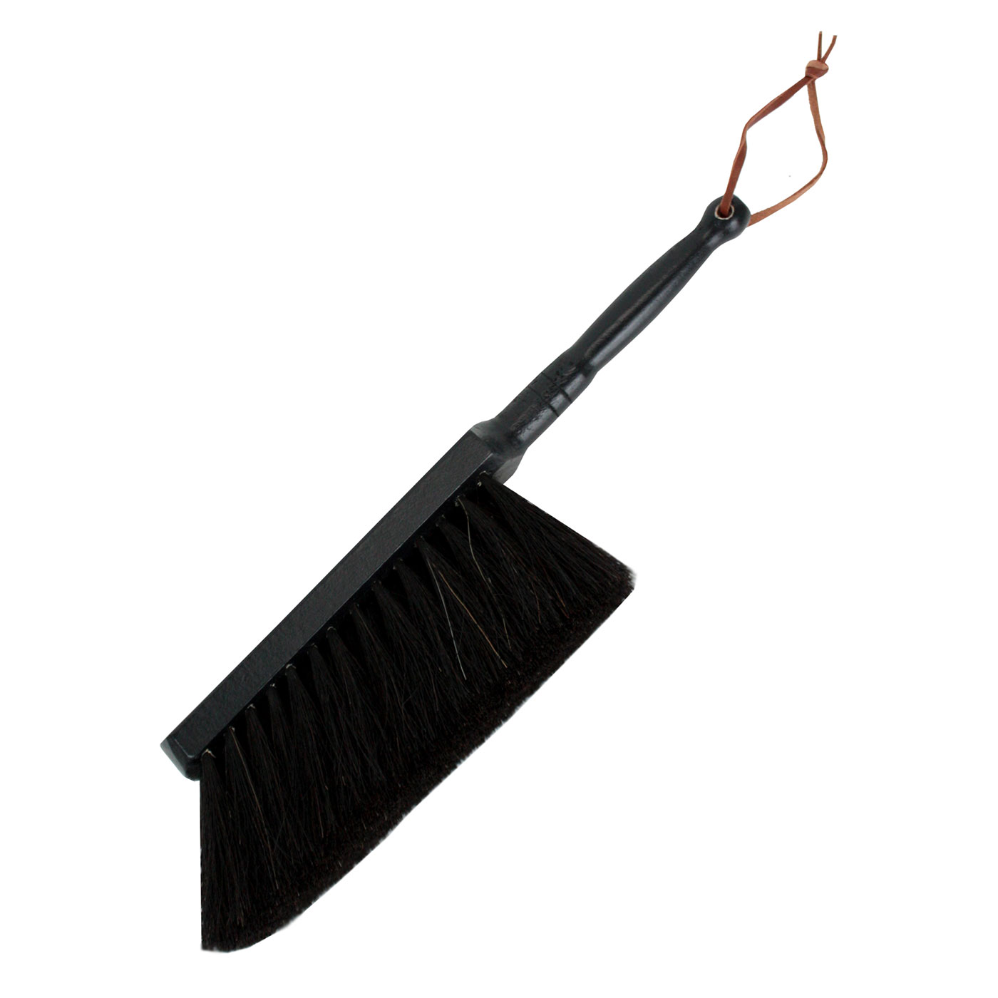 飾っても様になる お掃除道具ホースヘアハンドブラシ