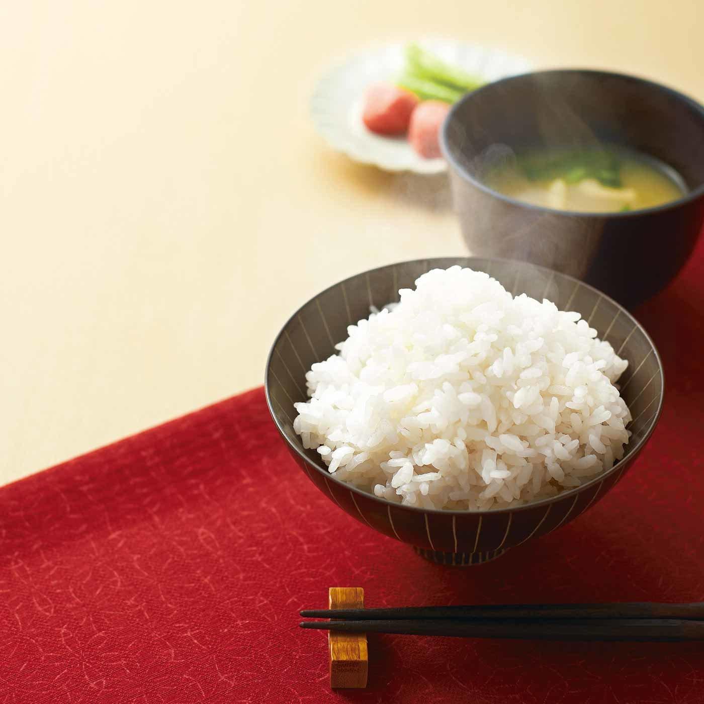 厳選玄米三銘柄食べくらべ 卓上型コンパクト精米機 無料レンタル付きコース(毎月お届け)