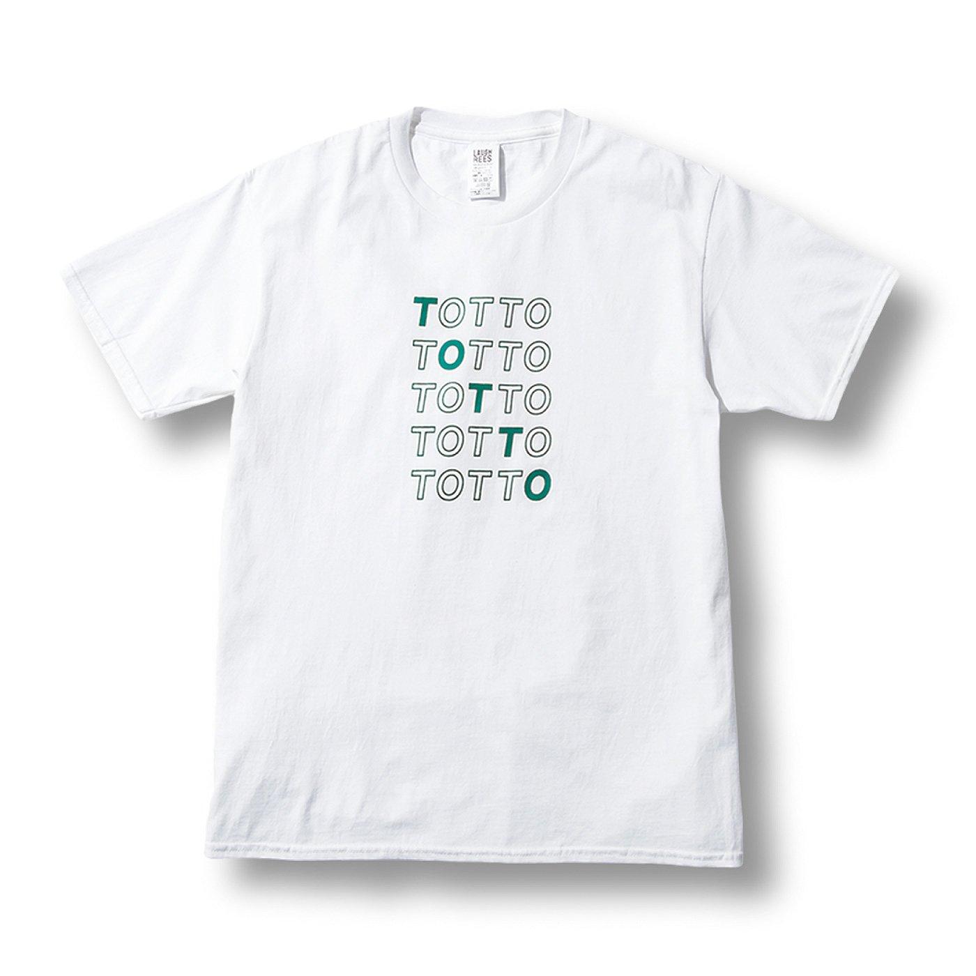 よしもとコラボ トット・からし蓮根・コウテイのおしゃれ着万歳Tシャツの会