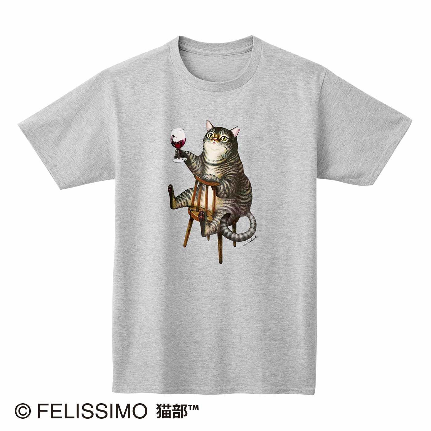 たなかひろこ×猫部 地域猫チャリティーTシャツ2021