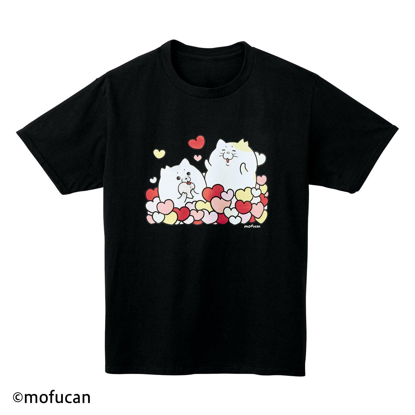 モフ缶×猫部 地域猫チャリティーTシャツ2021