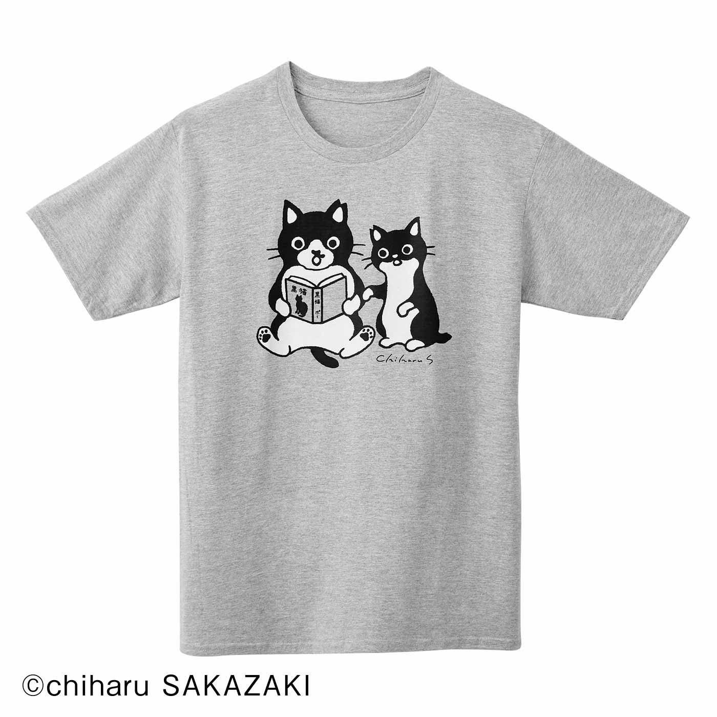 坂崎千春×猫部 地域猫チャリティーTシャツ2021