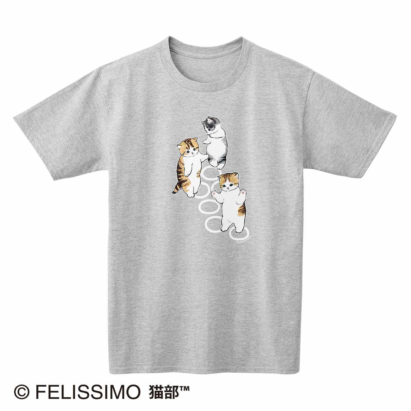 ぢゅの×猫部 地域猫チャリティーTシャツ2021
