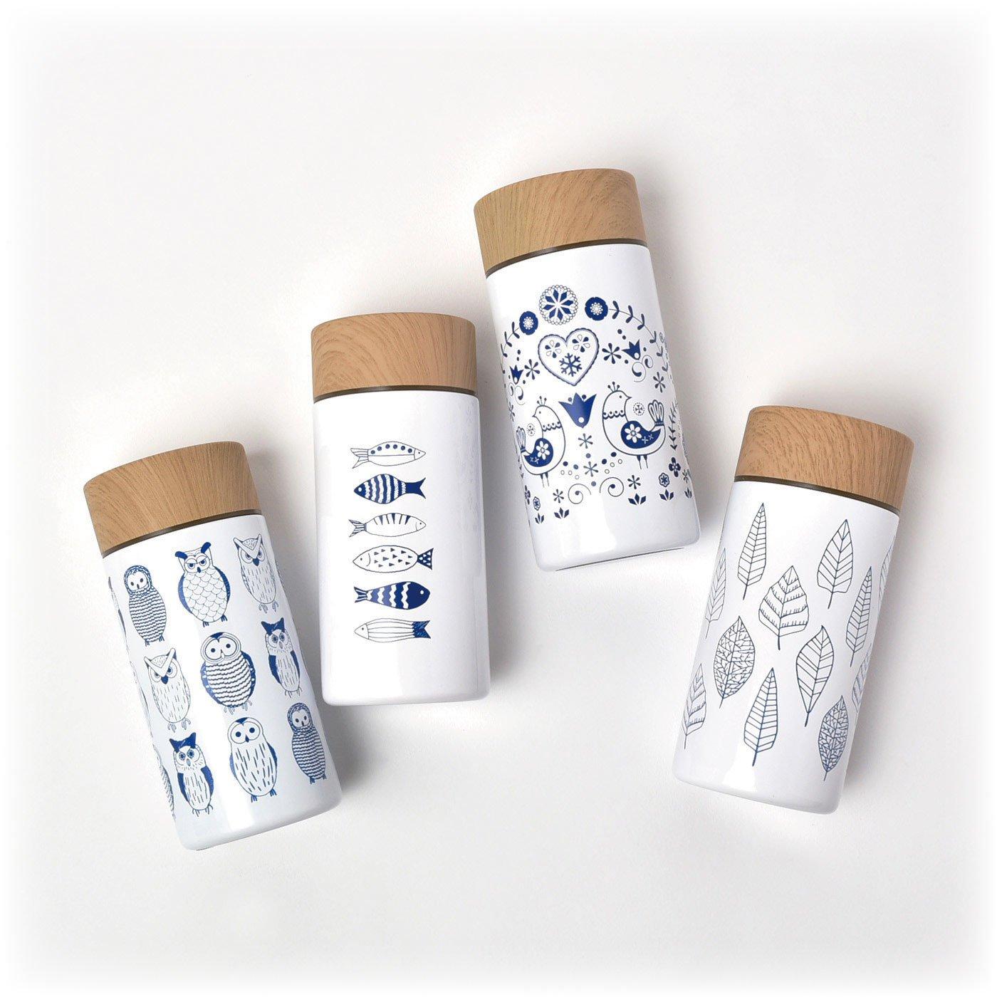 色移り・におい移りしにくい内側セラミック加工 ノジェン コーヒー専用ボトル200ml
