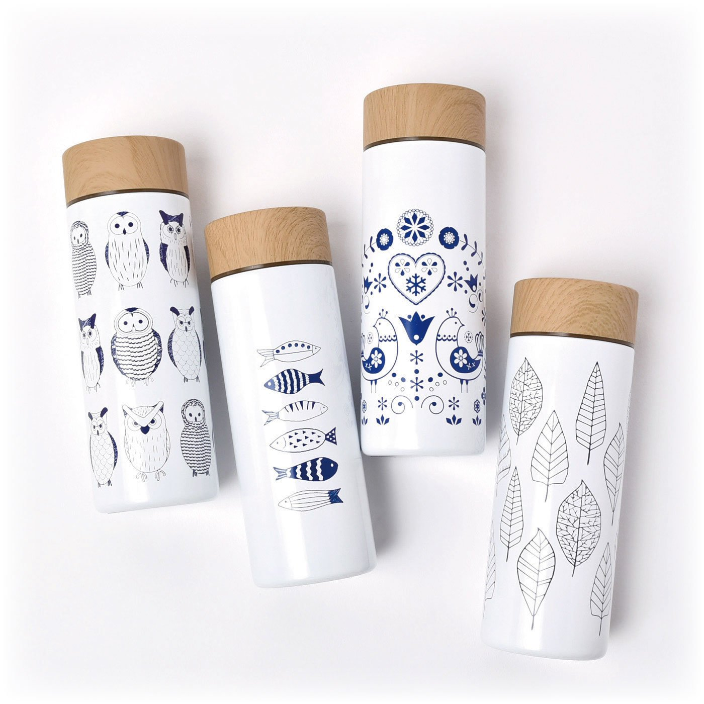 色移り・におい移りしにくい内側セラミック加工 ノジェン コーヒー専用ボトル300ml