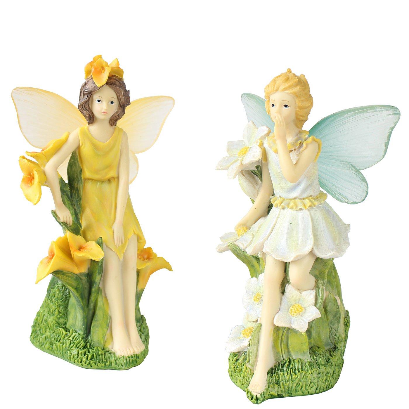 ソーラーライト しあわせ運ぶ光る妖精