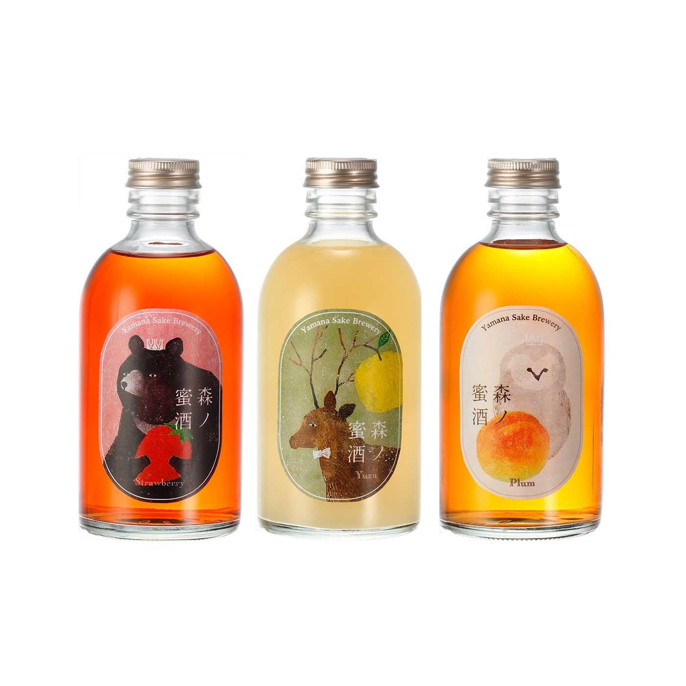 丹波の森からの贈り物森の蜜酒
