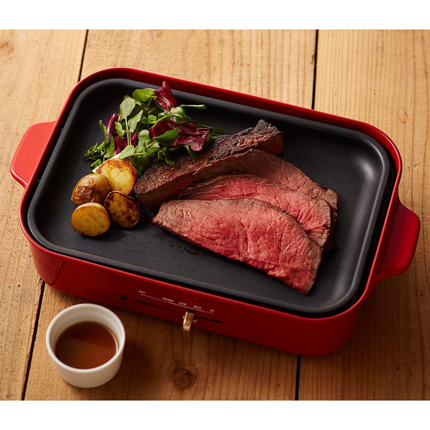 ごちそうステーキ ※お届けするカラーとは異なります。