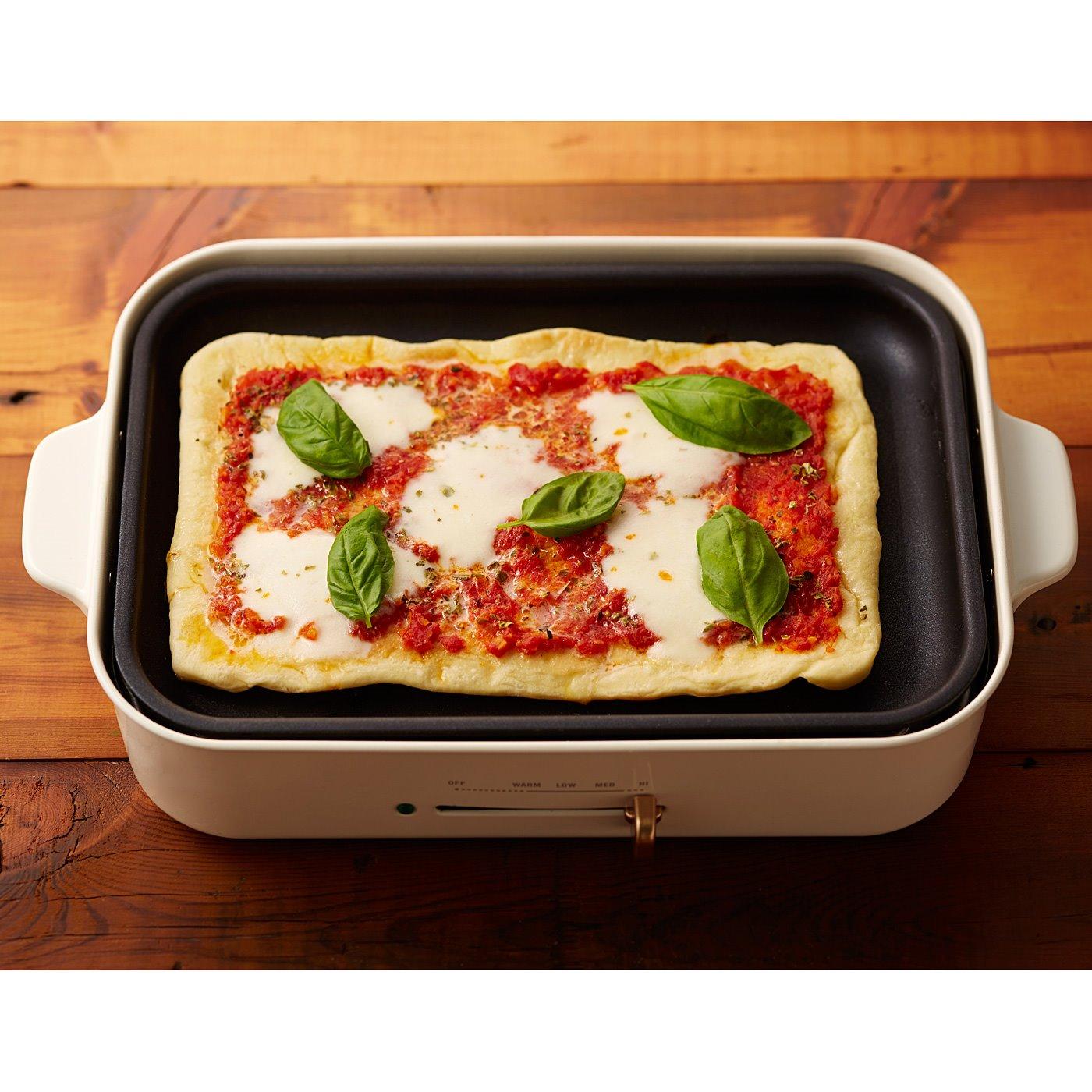 四角いピザ ※お届けするカラーとは異なります。