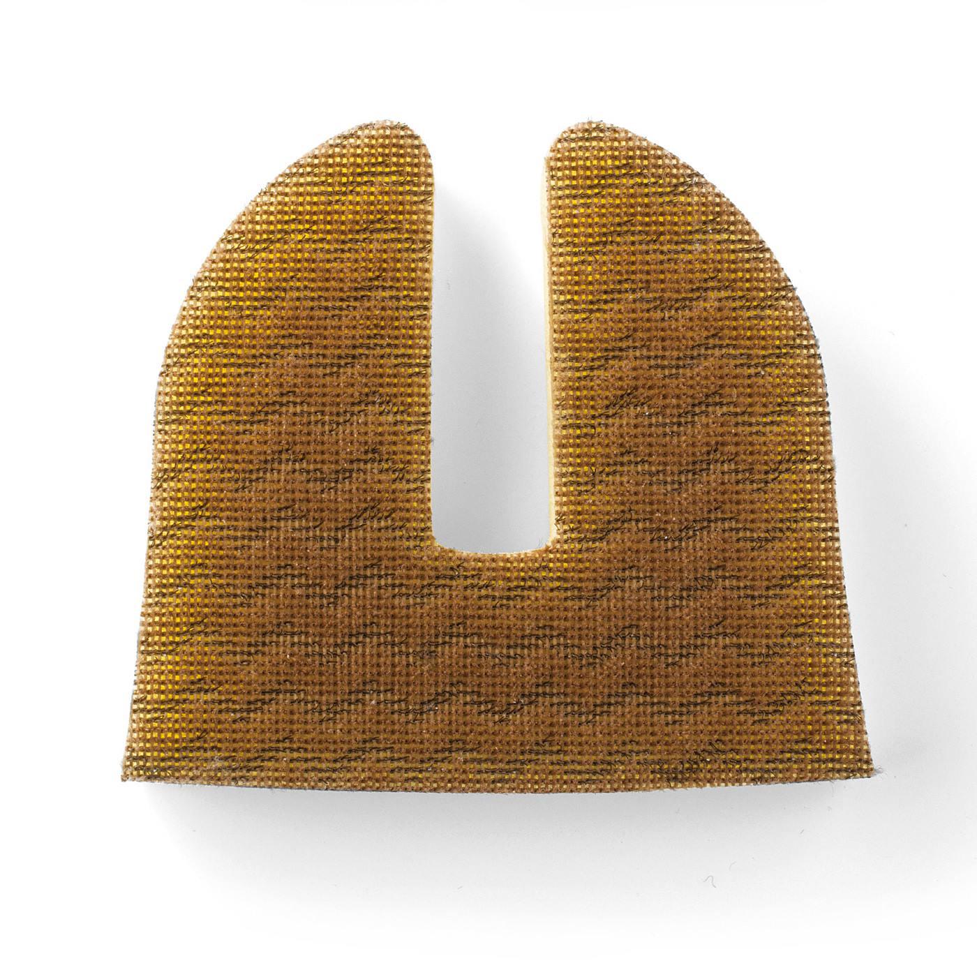 天井&床用 ゴシゴシ洗い 超極細繊維ブラシ×ナイロン毛 細かい溝の奥まで、軽い力で汚れを落とします。
