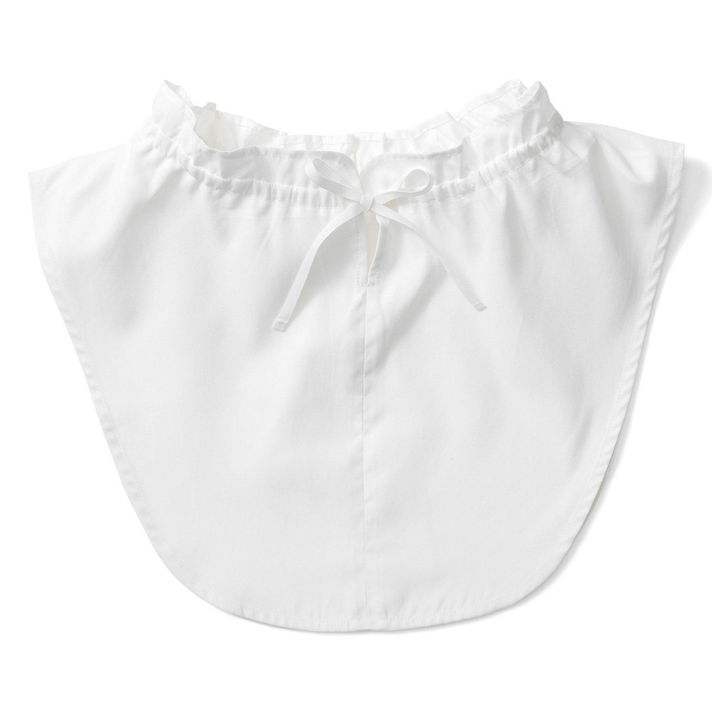 UP.de 服に合わせて調節できる ゆるくもきれいめもOKの2‐WAYストレッチ付け衿の会