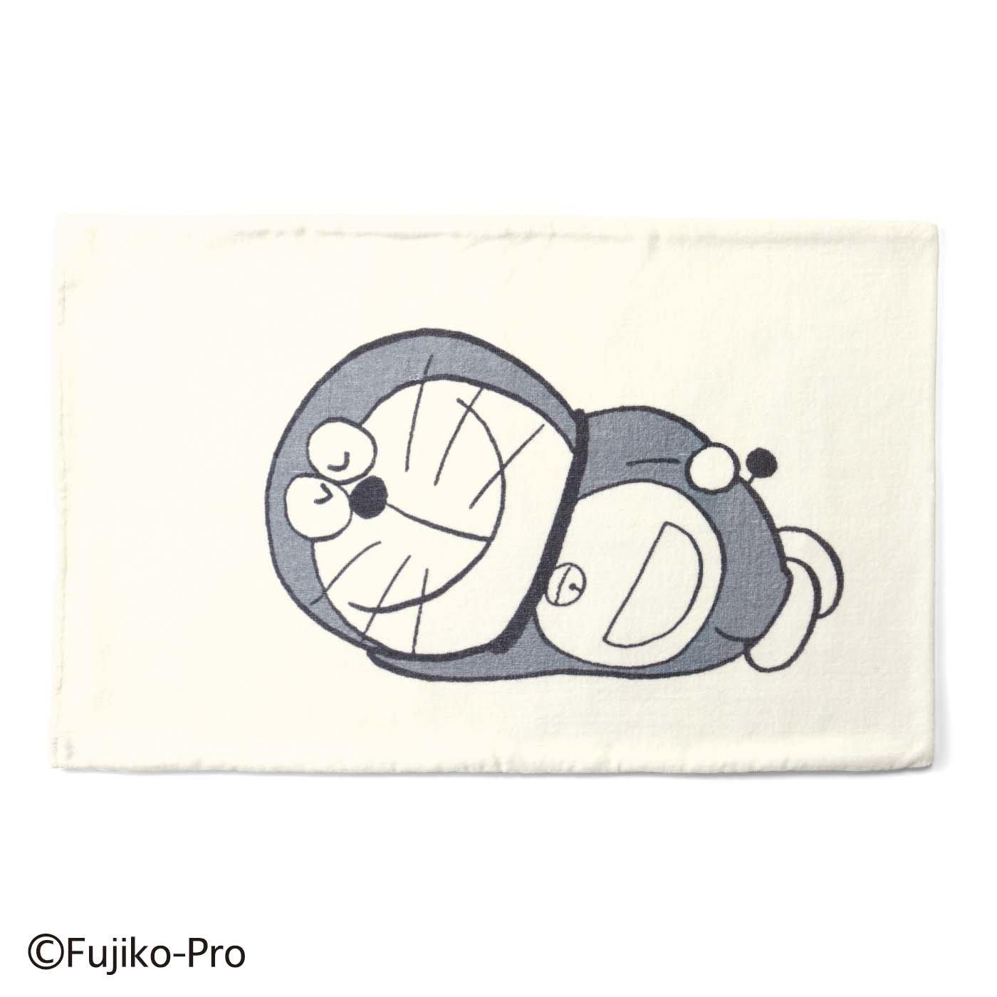 ドラえもん おやすみデザインを集めたふっくら枕カバーの会