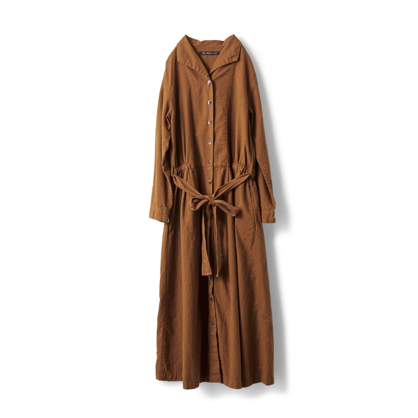 サニークラウズ 茶色い魔女ドレス