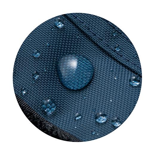 裏面は撥水(はっすい)・防汚機能付き。