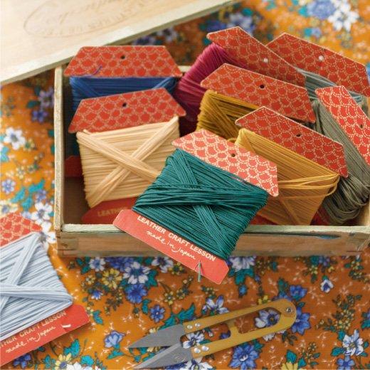 オリジナルクラフトを楽しもう! 業務用縫い糸20m(12色)の会(12回予約コレクション)