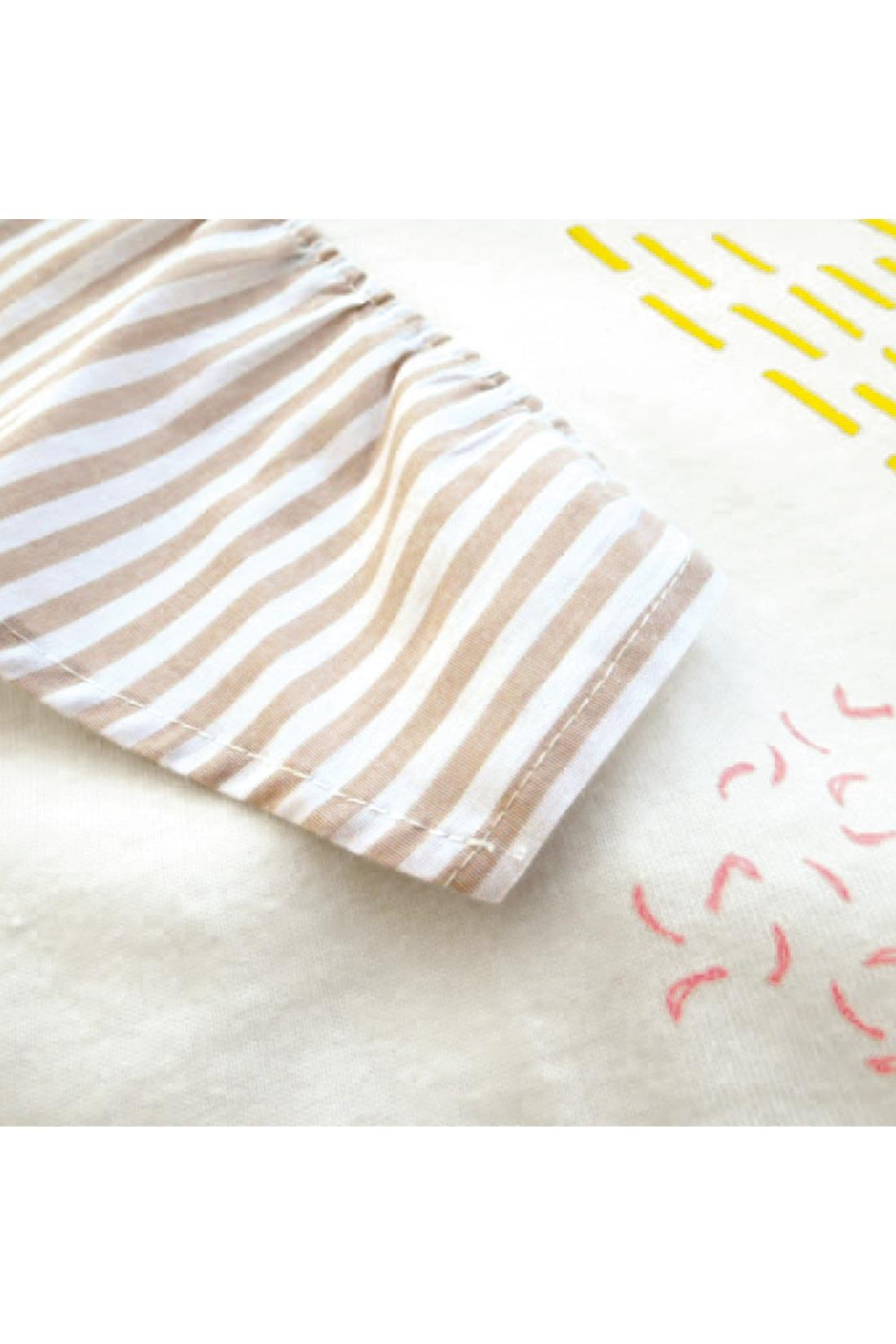 ■お袖みたい。 フリフリフリルがお袖みたいに見えてかわいいの。